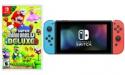 Deals List: Nintendo Switch 32GB Console with Super Mario Bros. U Deluxe