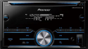 Deals List: Pioneer - Bluetooth - In-Dash CD Receiver - Black, FH-S501BT