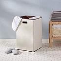 Deals List: AmazonBasics Foldable Laundry Hamper