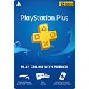Deals List: PlayStation Plus 12 Month Membership Digital Code