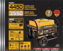 Deals List: FIRMAN Power P03501 Performance Series Generator 3550 Watts Standard