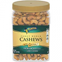 Deals List: Planters Fancy Whole Cashews With Sea Salt, 1.63 lb Jar