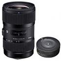 Deals List: Sigma AF 18-35mm f/1.8 DC HSM ART Lens for Nikon SLR