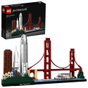 Deals List: LEGO Architecture Skyline Collection 21043 San Francisco Building Kit , New 2019 (565 Piece)