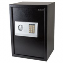Deals List: Stalwart Digital Safe-Electronic, Extra-Large, Steel, Keypad, 2 Manual Override Keys-Protect Money, Jewelry, Passports-For Home or Business