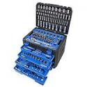 Deals List: Kobalt 189-Piece Standard (SAE) and Metric Polished Chrome Mechanic's Tool Set