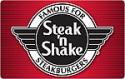 Deals List: $25 Steak 'n Shake Gift Card