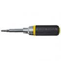 Deals List: Ratcheting Screwdriver and Nut Driver, Multi-Bit, Cushion Grip Handle Klein Tools 32558