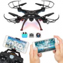 Deals List: 4-Channel 2.4G 6-Axis Gyro RC Quadcopter Drone w/Wifi