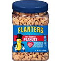 Deals List: 3-Pack Planters Dry Roasted Peanuts 34.5-oz.