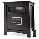 Deals List: Mainstays Infrared Quartz Cabinet Heater, Black, WH-96H3