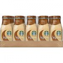 Deals List: Starbucks Frappuccino, Coffee, 9.5 Ounce Glass Bottles, 15 Count