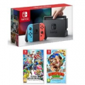 Deals List: Nintendo Switch Neon w/Super Smash Bros & Donkey Kong