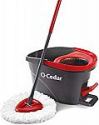 Deals List: O-Cedar EasyWring Microfiber Spin Mop and Bucket Floor Cleaning System