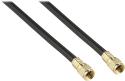 Deals List: Rocketfish™ - 6' RG6 In-Wall Indoor/Outdoor Coaxial A/V Cable - Black, RF-RG66BK