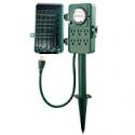 Deals List: Century 24 Hour Mechanical Outdoor Multi Socket Timer, 6 Outlet Garden Power Stake