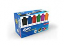 Deals List: EXPO 81043 Low-Odor Dry Erase Markers, Chisel Tip, Assorted Colors. 12-Count