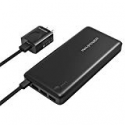 Deals List: RAVPower 26800mAh Power Bank Portable Wall Charger