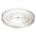 Deals List: InterDesign Linus Lazy Susan Cabinet Turntable - Organizer Tray for Kitchen Pantry or Countertops - 11, Clear