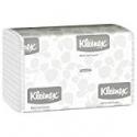 Deals List: Kleenex Multifold Paper Towels (01890), White, 16 Packs/Case, 150 Tri Fold Paper Towels/Pack, 2,400 Towels/Case