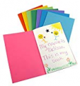 Deals List: Hygloss Products Inc. HYG77640 Mini Bright Books pack of 10 assorted colors
