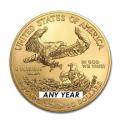 Deals List: 1 oz American Eagle $50 Gold Coin - Random Year US Mint Gold American Eagle 1 oz
