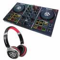 Deals List: Numark Party Mix Partymix DJ Controller for Virtual DJ LE Serato LE + Headphones