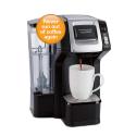 Deals List: Hamilton Beach 49968 FlexBrew Connected Single-Serve Coffee Maker, with Amazon Dash Auto Replenishment for Coffee Pods