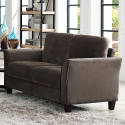 Deals List: Lifestyle Solutions Alexa Rolled-arm Loveseat