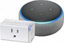 Deals List: Amazon Echo Dot + Smart Plug Bundle
