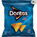 Deals List: Doritos Cool Ranch Flavored Tortilla Chips, 1 Ounce (Pack of 40)