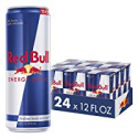 Deals List: Red Bull Energy Drink, 24 Pack of 12 Fl Oz (6 Packs of 4)