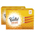 Deals List: Amazon Brand - Presto! Fabric Softener Sheets, Fresh Scent, 240 Count (Pack of 2)
