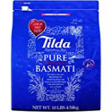 Deals List: Tilda Legendary Rice, Pure Original Basmati, 10 Pound
