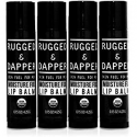 Deals List: RUGGED & DAPPER Face Moisturizer for Men | 4 Oz. | Daily Anti-Aging Cream + Aftershave Lotion | Unscented | Organic & Natural Ingredients
