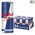 Deals List: Red Bull Energy Drink, 24 Pack of 8.4 Fl Oz (6 Packs of 4)