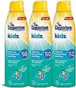Deals List: Coppertone KIDS Sunscreen Continuous Spray SPF 50 (5.5 Ounce, Pack of 3)