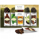Deals List: Tea Forté SINGLE STEEPS Lotus Loose Leaf Tea Sampler, Assorted Variety Tea Box, 15 Single Serve Pouches – Black Tea, Green Tea, Oolong Tea, White Tea, Herbal Tea