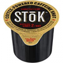 Deals List: SToK Caffeinated Black Coffee Shots, 264 Single-Serving Shots, Single-Serve Shot of Unsweetened Coffee, Add to Coffee for Extra Caffeine, 40mg Caffeine