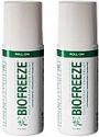 Deals List: Biofreeze Pain Relief Gel, 3 oz. Roll-On, Fast Acting, Long Lasting, & Powerful Topical Pain Reliever, Pack of 2