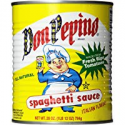 Deals List: Don Pepino Spaghetti Sauce, 28 Ounce (Pack of 12)