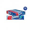 Deals List: Airheads Candy, Individually Wrapped Bars, Blue Raspberry, Easter Basket Stuffers, Non Melting, Party, 0.55 Ounce (Pack of 36)