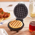 Deals List: Dash Mini Maker: The Mini Waffle Maker Machine for Individual Waffles, Paninis, Hash browns, & other on the go Breakfast, Lunch, or Snacks - White