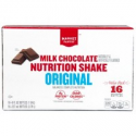 Deals List: 16CT Market Pantry Original Nutritional Shake Milk Chocolate