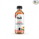Deals List: Bai Iced Tea, Narino Peach, Antioxidant Infused Supertea, Crafted with Real Tea (Black Tea, White Tea), 18 Fluid Ounce Bottles, 12 count