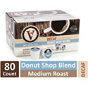 Deals List: Decaf Donut Shop Blend for K-Cup Keurig 2.0 Brewers, 80 Count, Victor Allen's Coffee Medium Roast Single Serve Coffee Pods