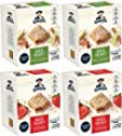 Deals List: Quaker Baked Squares, Soft Baked Bars, Apple Cinnamon & Strawberry, 5 Bars (Pack of 4)