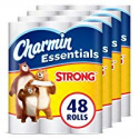 Deals List: Charmin Essentials Strong Toilet Paper, 48 Giant Rolls