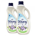 Deals List: Downy Nature Blends Liquid Fabric Conditioner & Softener, Honey Lavender, 2 Count