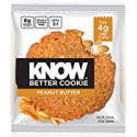 Deals List: KNOW Better Cookie Peanut Butter 2.01oz Cookie 8 Count